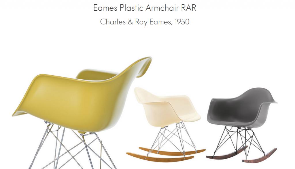 mehr als nur ein klassiker eames plastic chairs von vitra. Black Bedroom Furniture Sets. Home Design Ideas