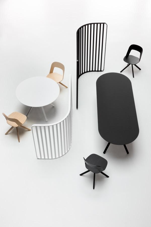 screen freistehende akustikwirksame trennwandsysteme von la palma bruno wickart blog. Black Bedroom Furniture Sets. Home Design Ideas