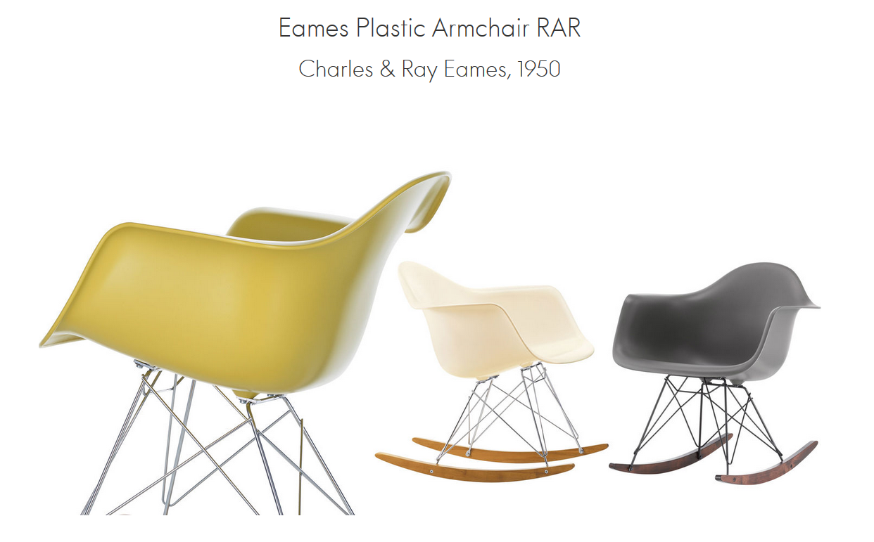 mehr als nur ein klassiker eames plastic chairs von vitra die meistverkauften designerst hle. Black Bedroom Furniture Sets. Home Design Ideas