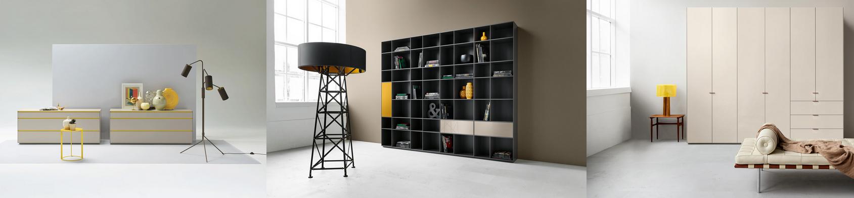piure eine bersicht ber sideboards regale und schr nke bruno wickart blog. Black Bedroom Furniture Sets. Home Design Ideas