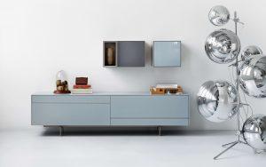 piure eine bersicht ber sideboards regale und. Black Bedroom Furniture Sets. Home Design Ideas