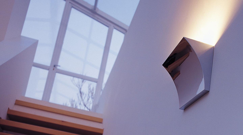 Design wand und deckenleuchten von flos bruno wickart