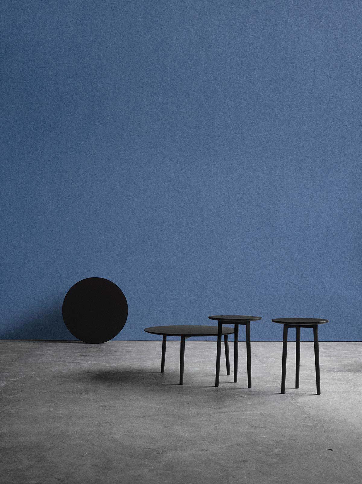 Aarhus von +HALLE: flexible, trendige und pragmatische Tischserie ...
