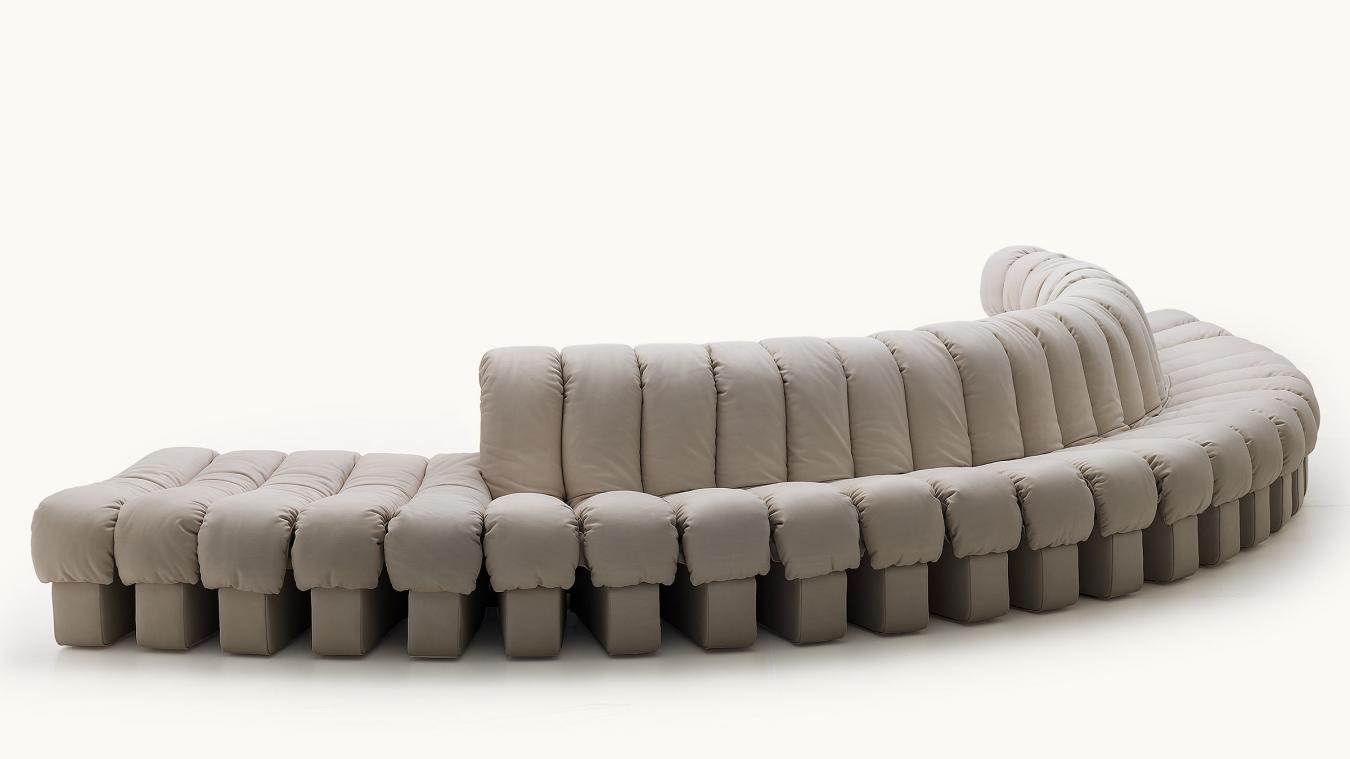 DE SEDE SOFA KOLLEKTION