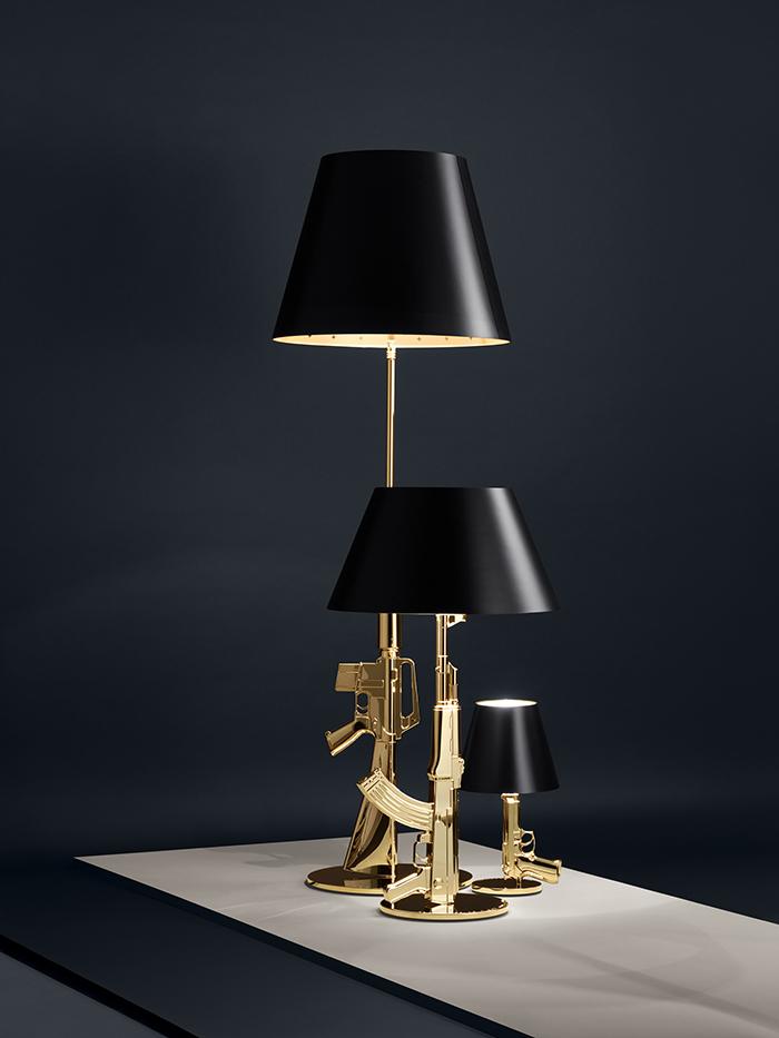ikonen von flos lampadina achille castiglioni 1972. Black Bedroom Furniture Sets. Home Design Ideas