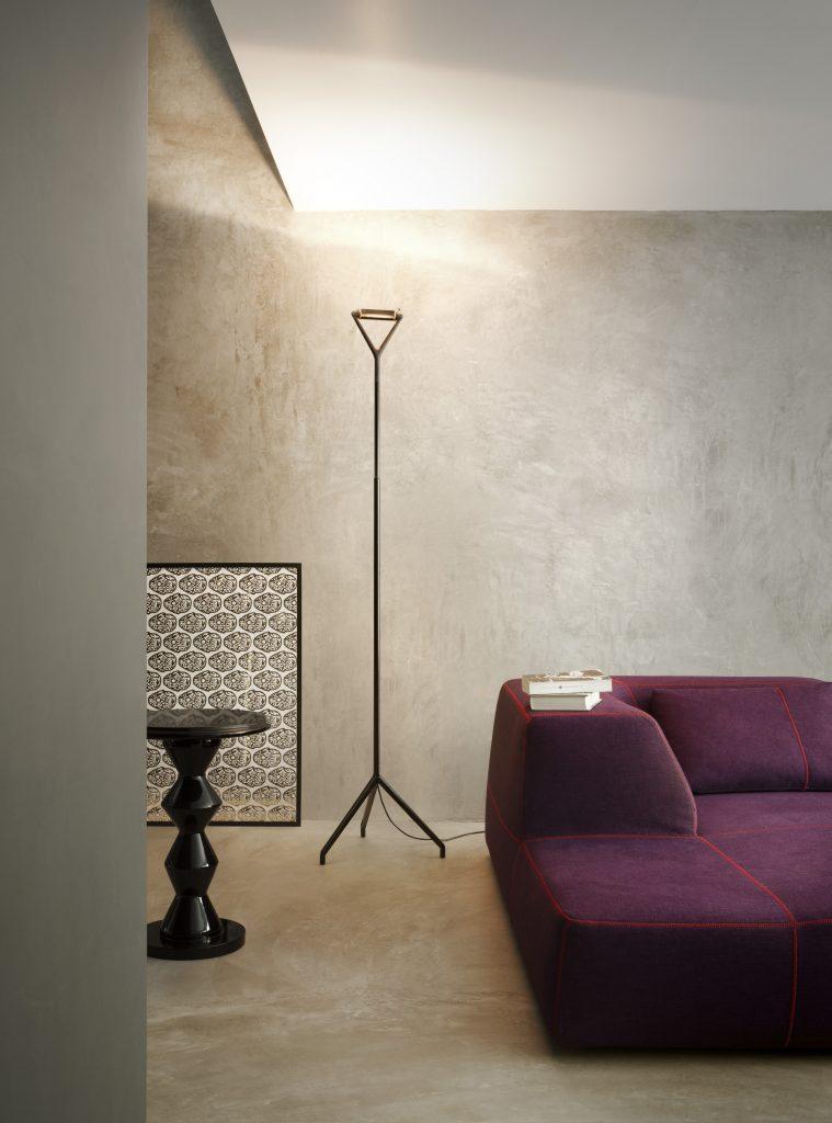 luceplan lola stehleuchte bruno wickart blog. Black Bedroom Furniture Sets. Home Design Ideas
