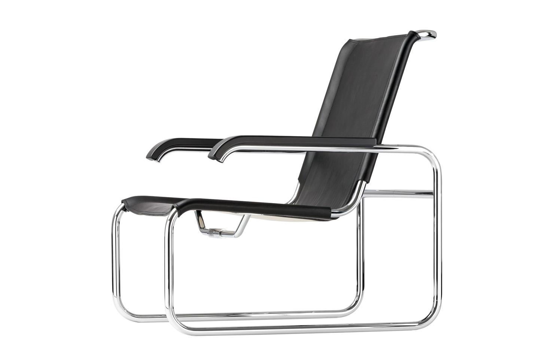 Inspiration Bauhaus Marcel Breuer Schwingsessel S 35 L