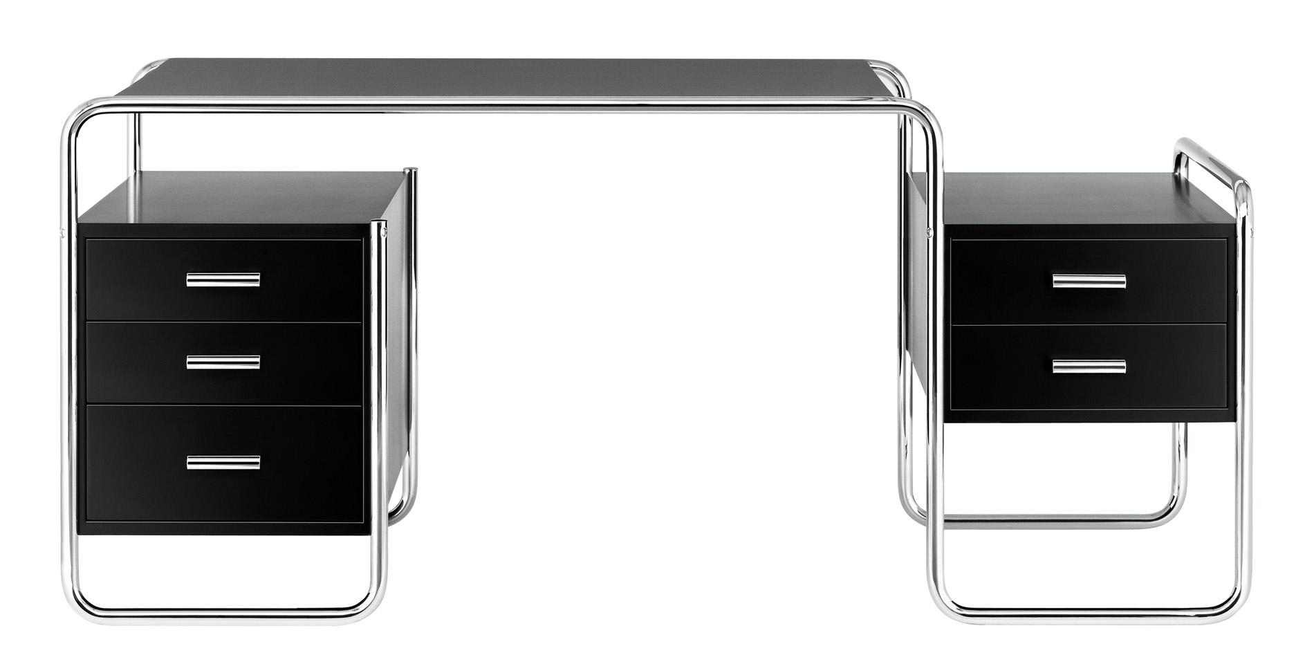 Inspiration Bauhaus Marcel Breuer Stahlrohrschreibtisch S 285