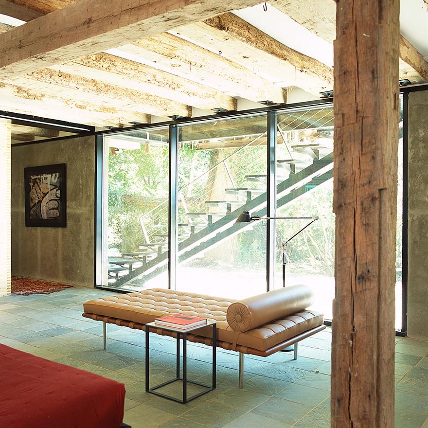 Inspiration Bauhaus Ludwig Mies Van Der Rohe Barcelona Chair