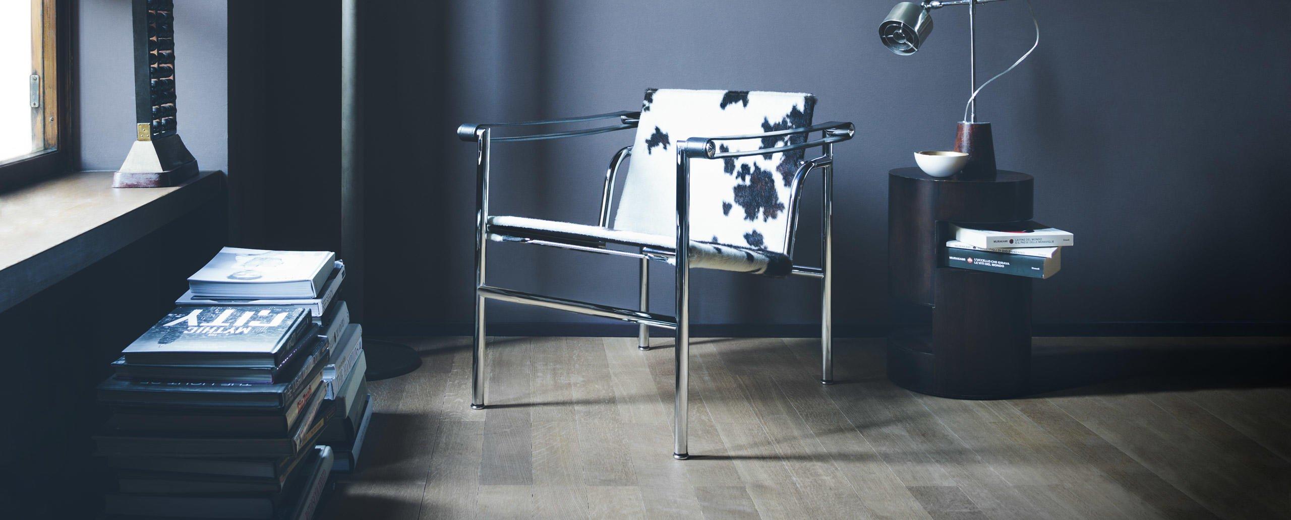 inspiration bauhaus le corbusier stuhl lc1 ein. Black Bedroom Furniture Sets. Home Design Ideas