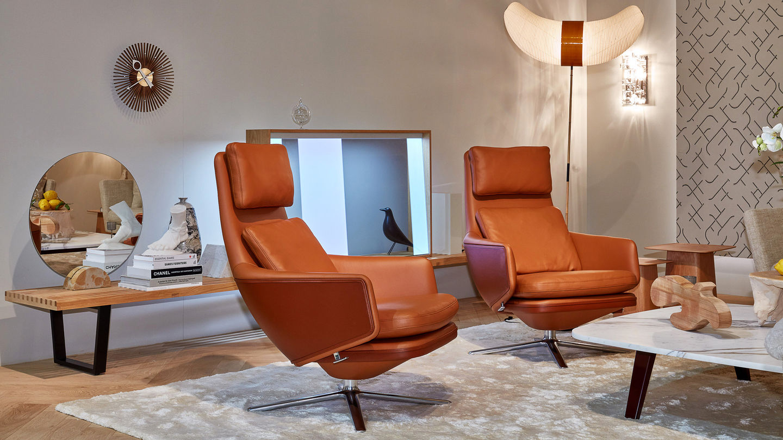 Antonio Citterio Lounge Chair