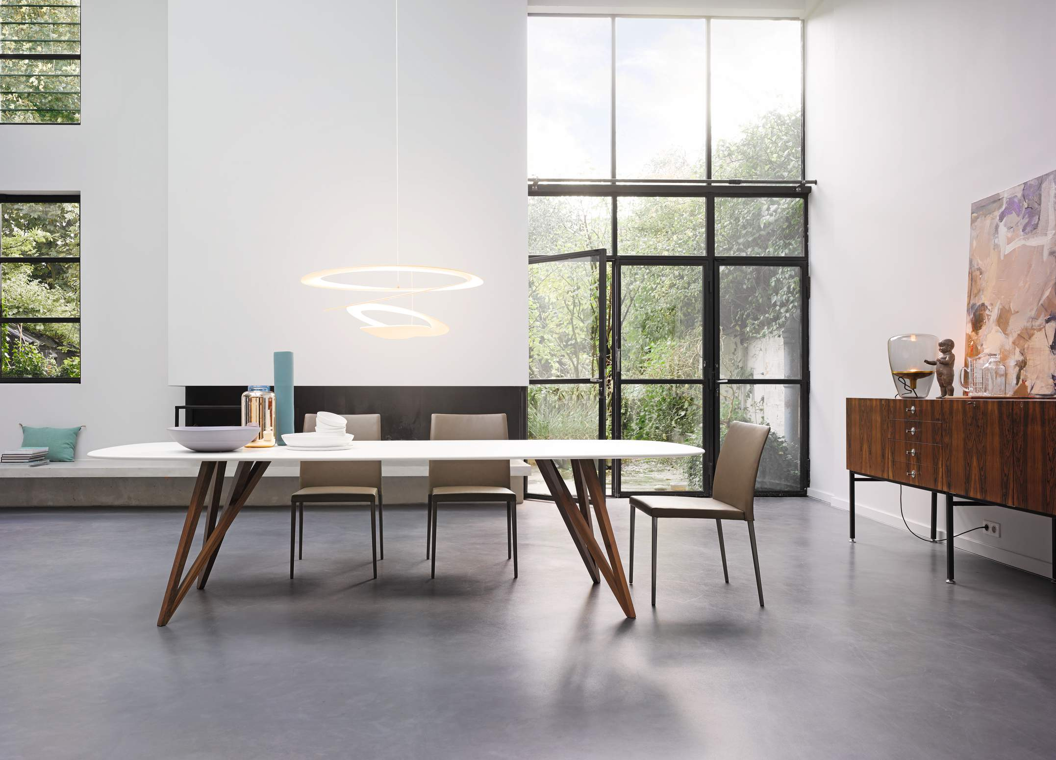 Seito – Tisch von Walter Knoll