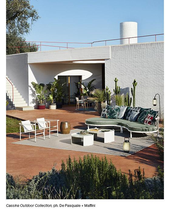 CASSINA outdoor kaufen bei www.bruno-wickart.ch
