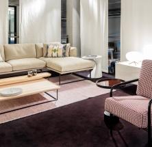 Sofa's in unserem Showroom