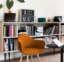 EDIT, der neue eklektische und nachhaltige Sessel