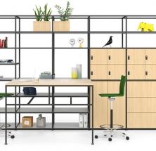 Kado Office von VITRA:  Jetzt als Standard verfügbar