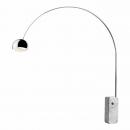 Arco LED Bogenleuchte Hersteller: Flos Designer: Achille Castiglioni / Pier Giacomo Castiglioni