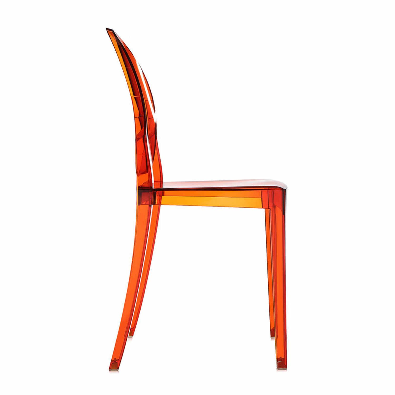 kartell victoria ghost stuhl bruno. Black Bedroom Furniture Sets. Home Design Ideas