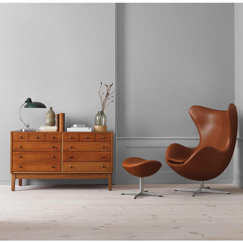 fritz hansen das ei egg 3316 sessel bruno. Black Bedroom Furniture Sets. Home Design Ideas