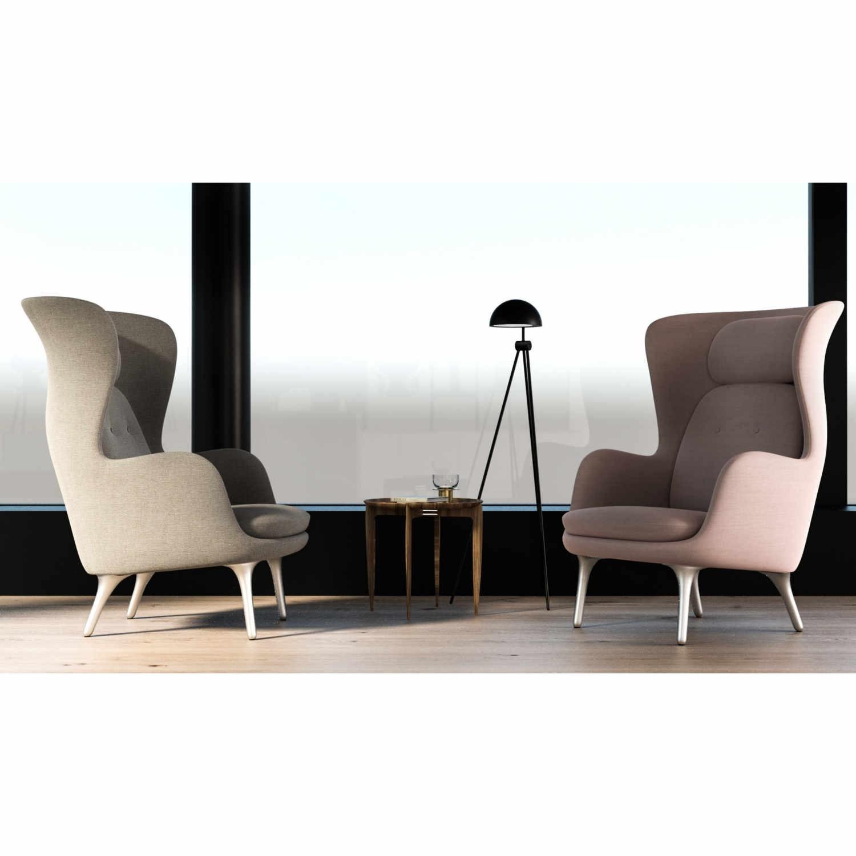 fritz hansen ro jh1 sessel bruno. Black Bedroom Furniture Sets. Home Design Ideas