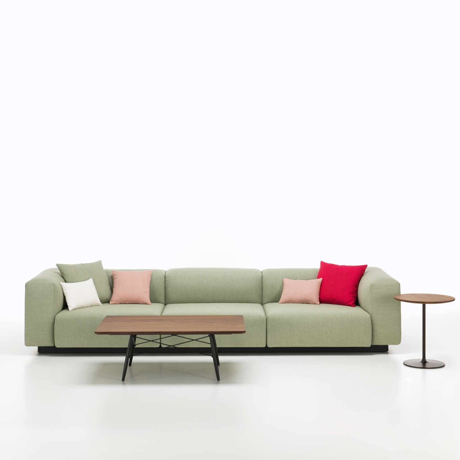 Vitra soft modular 3er sofa exklusive designklassiker vitra soft modular 3er sofa 2021040002 parisarafo Image collections