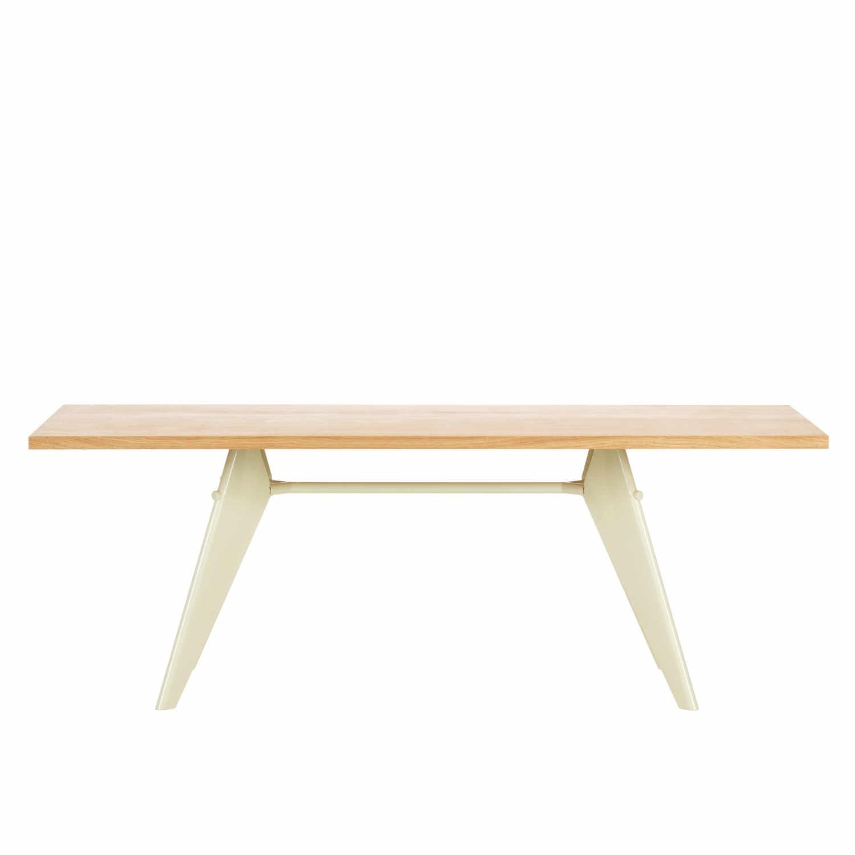 Vitra em table tisch bruno for Vitra tisch replica