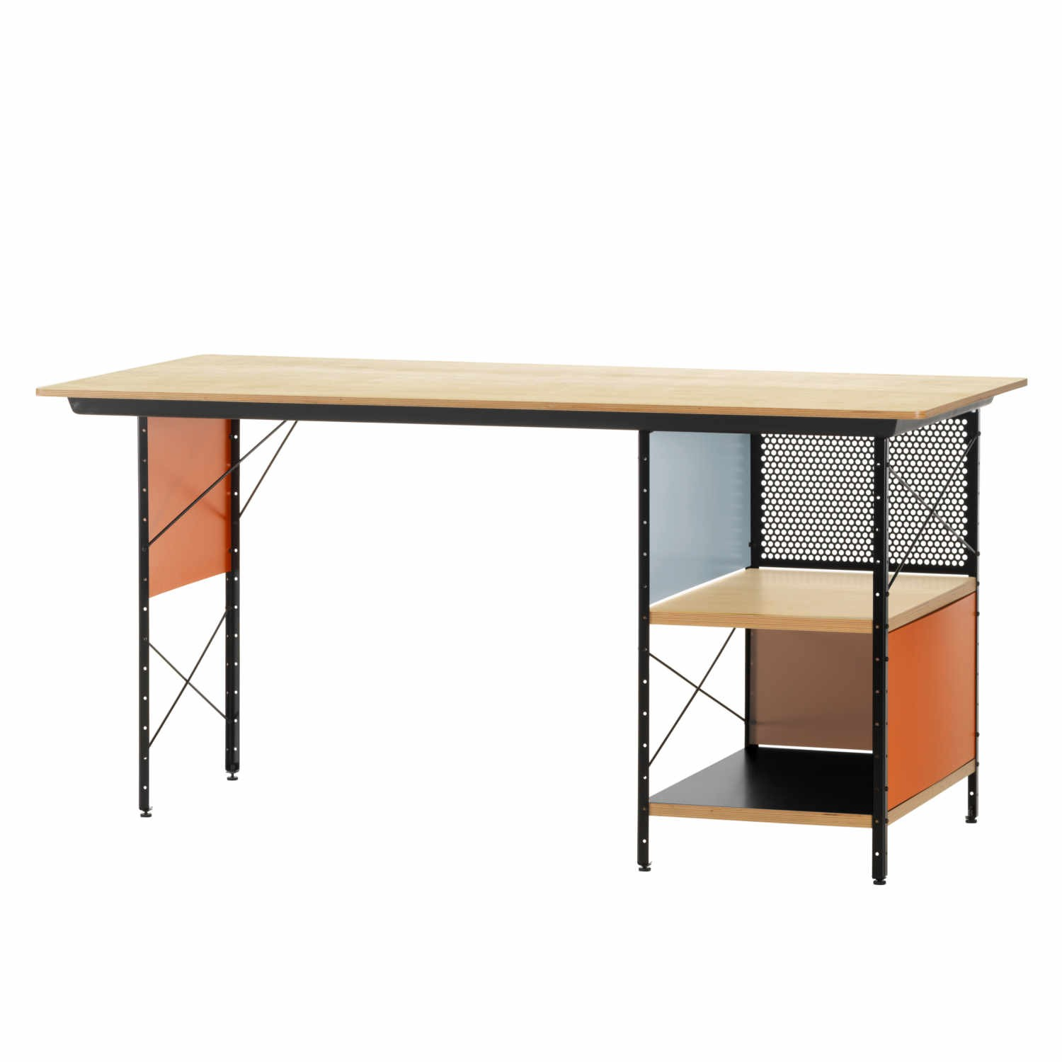 desk for chair herman miller eames