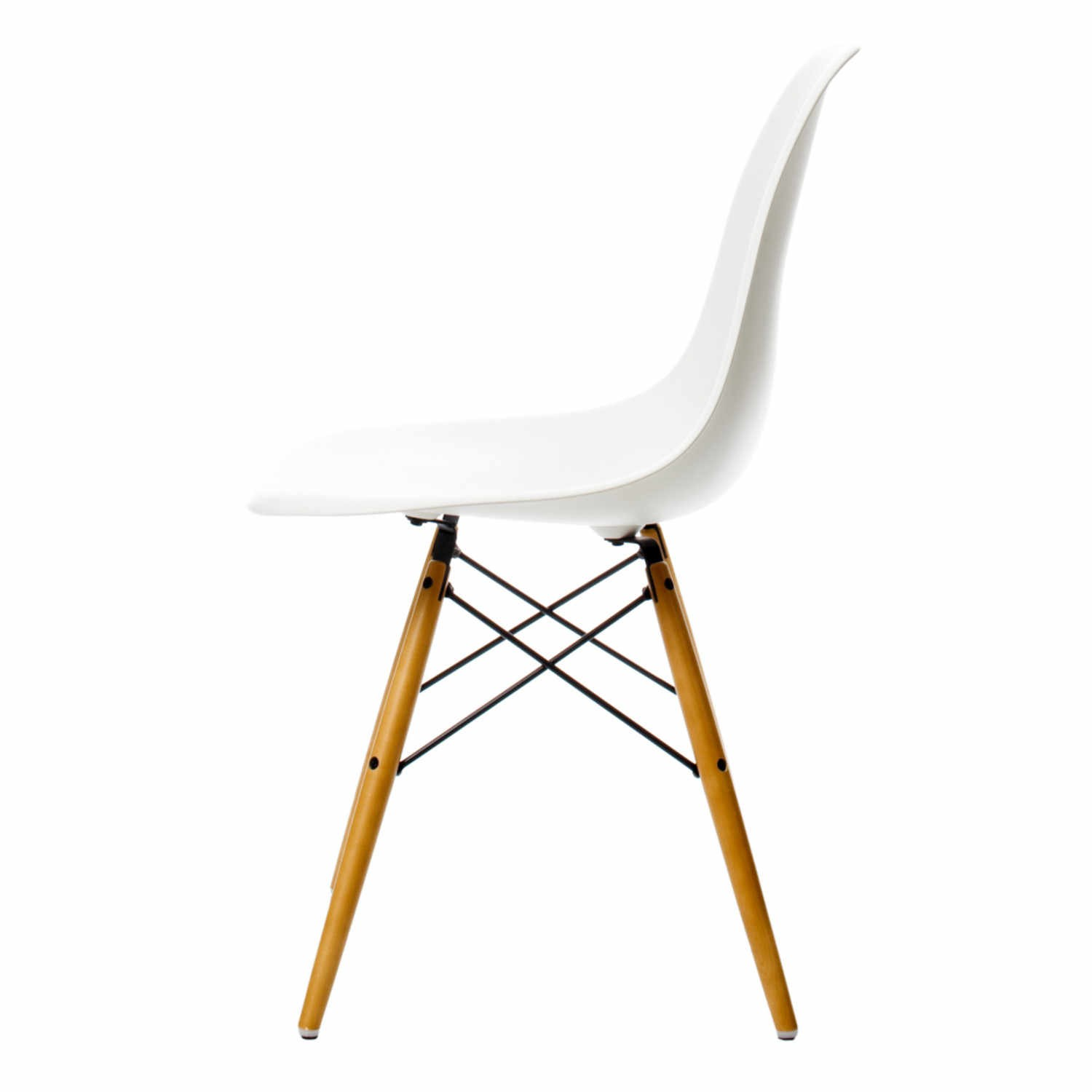 Vitra Eames Plastic Side Chair DSW Stuhl bruno wickart