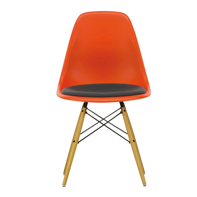 vitra eames plastic side chair dsw stuhl ausstellungsst ck bruno. Black Bedroom Furniture Sets. Home Design Ideas