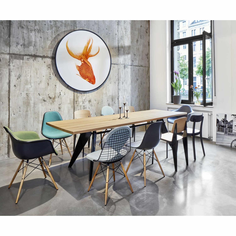 DSW Eames Plastic Chair Stuhl Side rdeQWCxBo