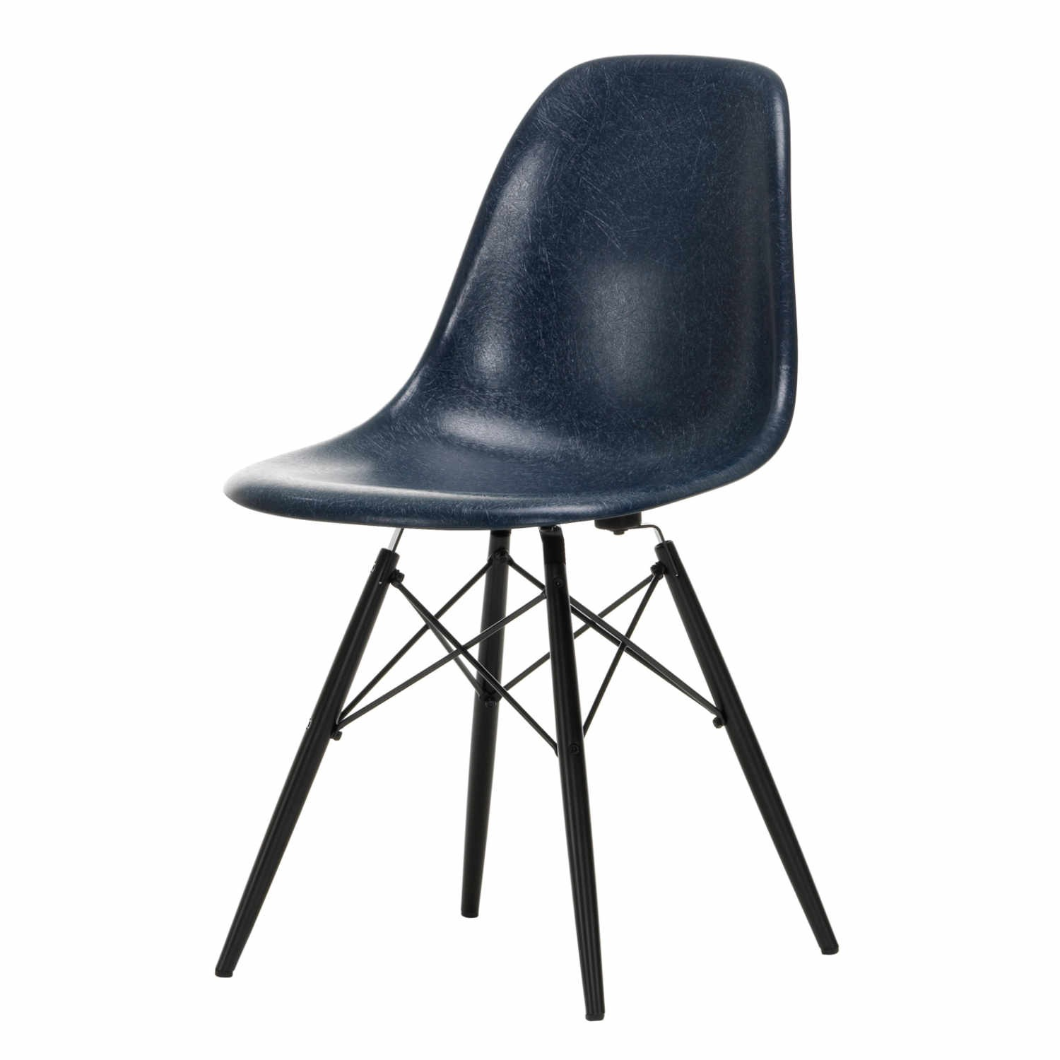 vitra eames fiberglass side chair dsw stuhl bruno. Black Bedroom Furniture Sets. Home Design Ideas