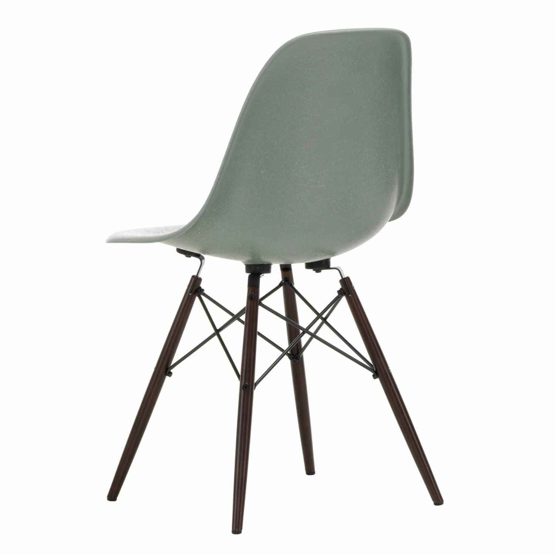 vitra eames fiberglass side chair dsw stuhl bruno. Black Bedroom Furniture Sets. Home Design Ideas