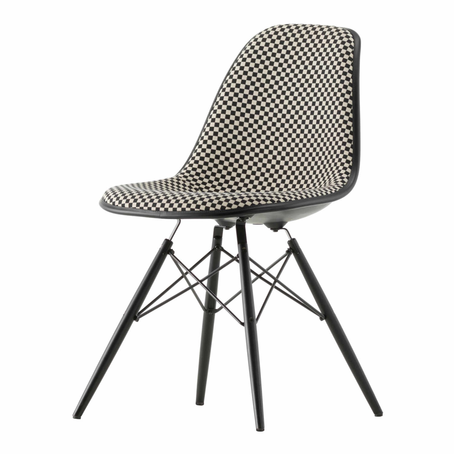 Vitra Eames Plastic Side Chair Dsw Checker Edition Stuhl Bruno