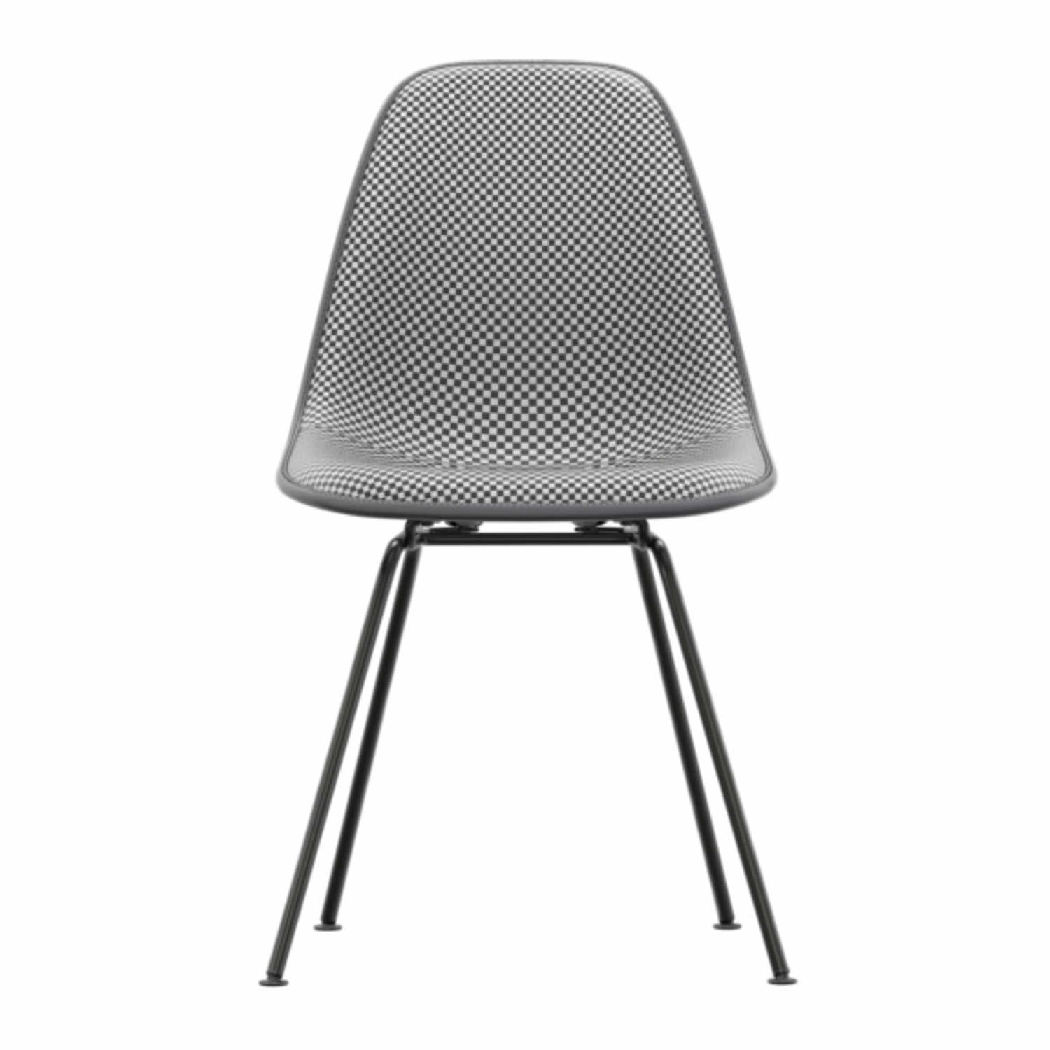 Eames Plastic Side Chair Dsx Checker Edition Stuhl Vitra
