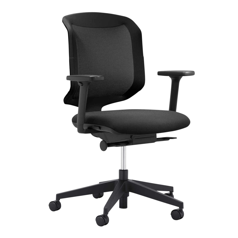 Wonderful Einfache Dekoration Und Mobel Buerostuhl Giroflex 2 #10: Giroflex 434 Chair 2 Go Bürodrehstuhl 22_434 ...