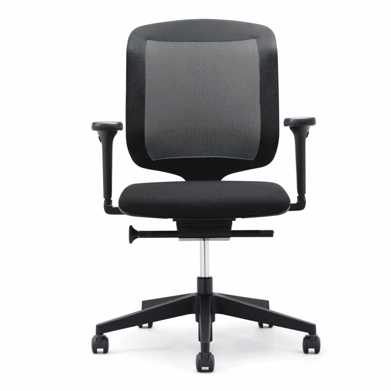 Einfache Dekoration Und Mobel Buerostuhl Giroflex 2 #16: ... Giroflex 434 Chair 2 Go Bürodrehstuhl 22_434 ...
