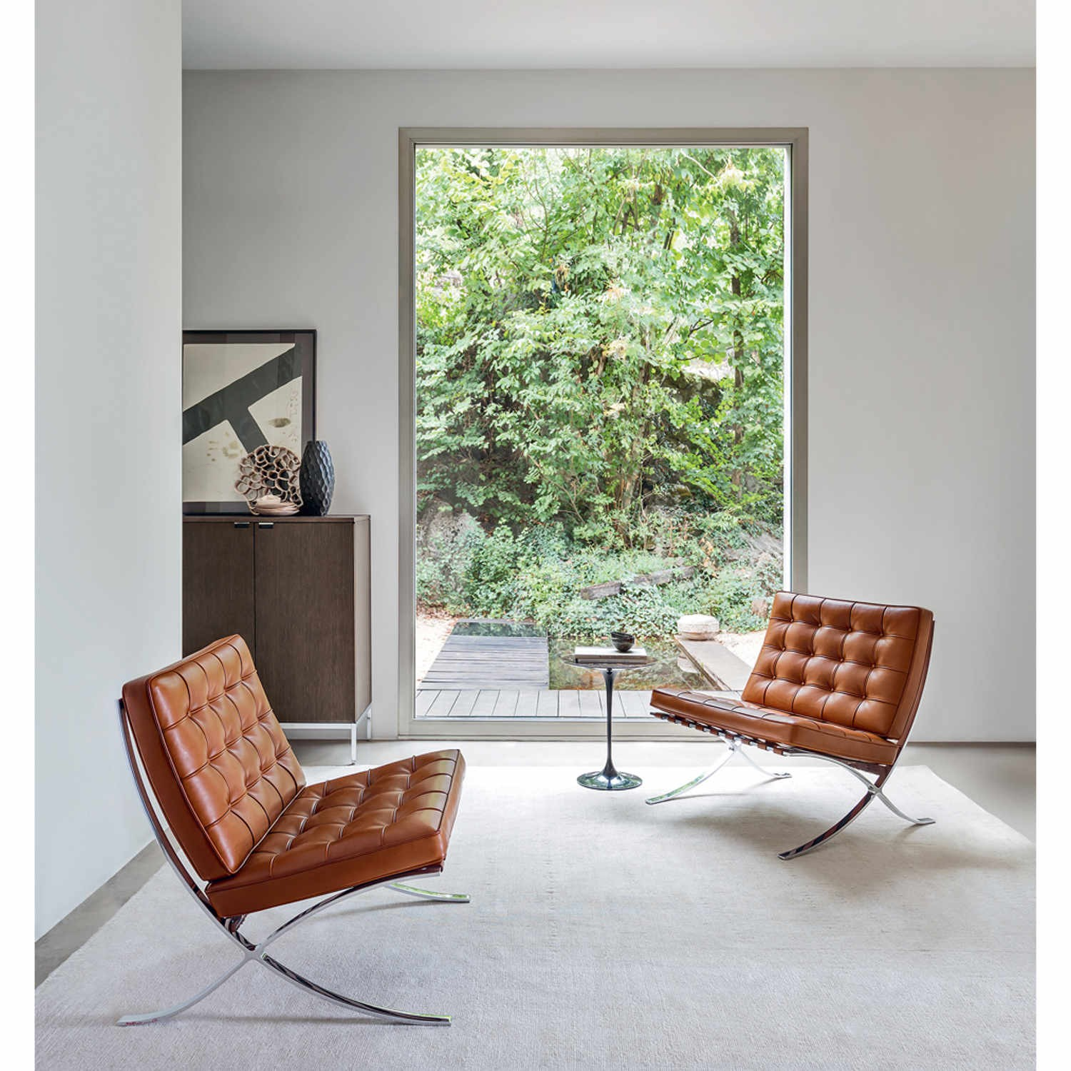 ... Knoll International Barcelona Relax Sessel 23_250LCR ...