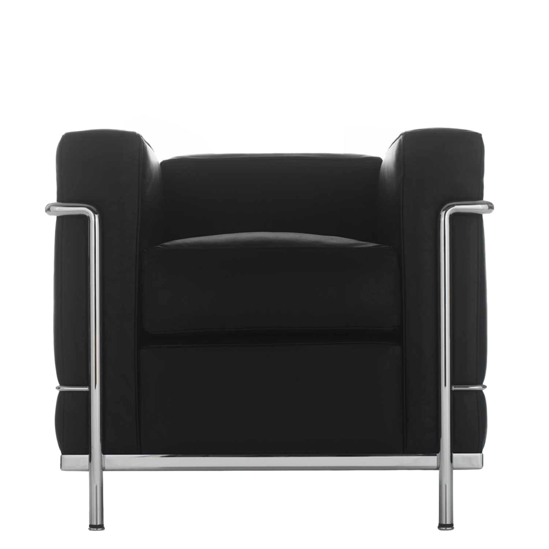cassina lc2 sessel bruno. Black Bedroom Furniture Sets. Home Design Ideas