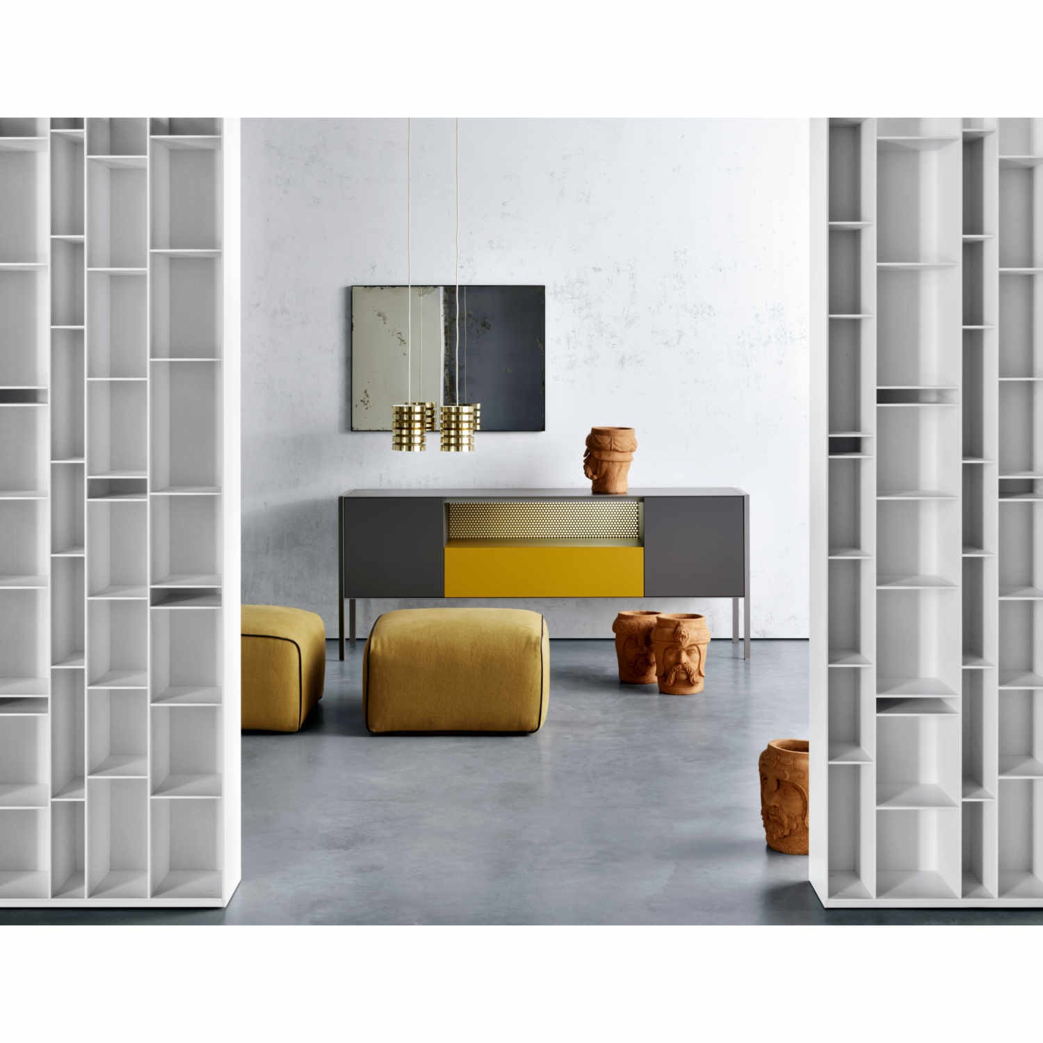 MDF Italia RANDOM Regal - bruno-wickart.ch