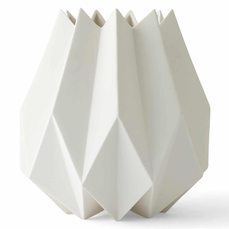 Menu Folded Hohe Vase Bruno Wickartch