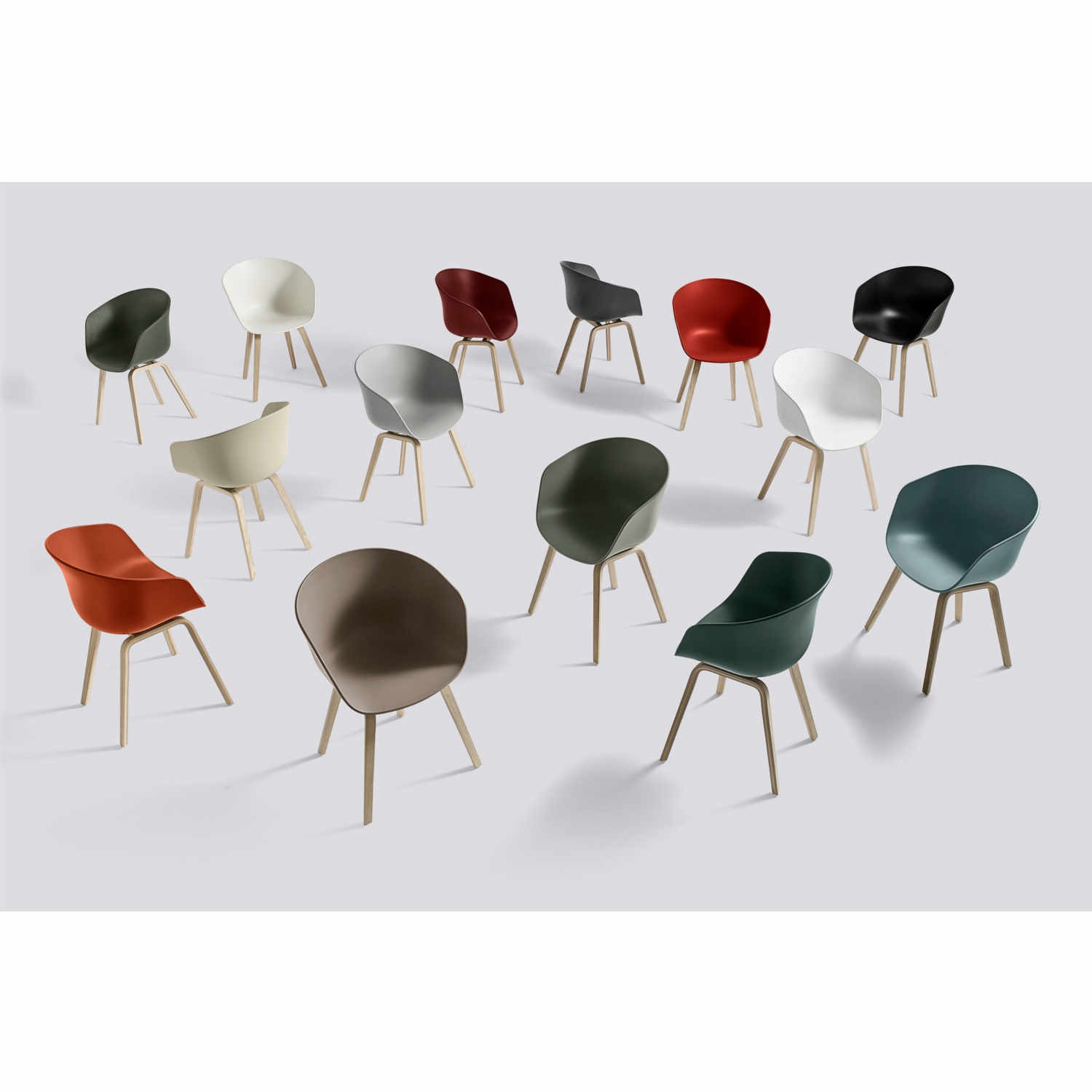 Hay About A Chair Aac22 Stuhl Bruno Wickartch