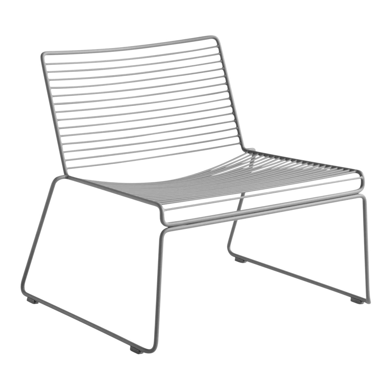 Kuche Haushalt Wohnen Mobel Wohnaccessoires Black Hee Welling Hay Hee Lounge Chair Stahl Pulverbeschichtet Premiumauto Lt