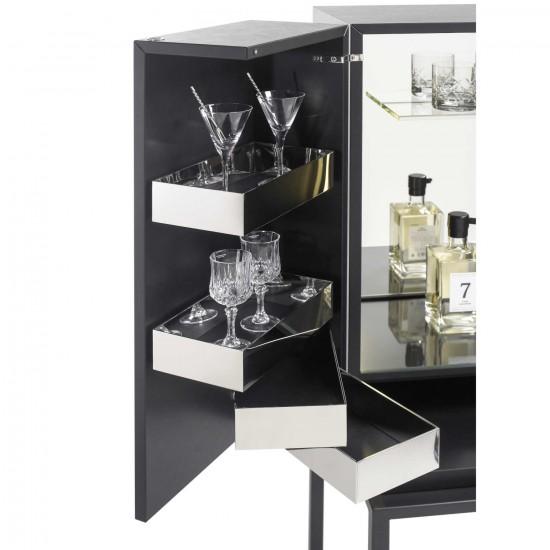 YOMEI Magic Cube Bar S Black Edition Barschrank 100_MAGIC-CUBE-B-S-2