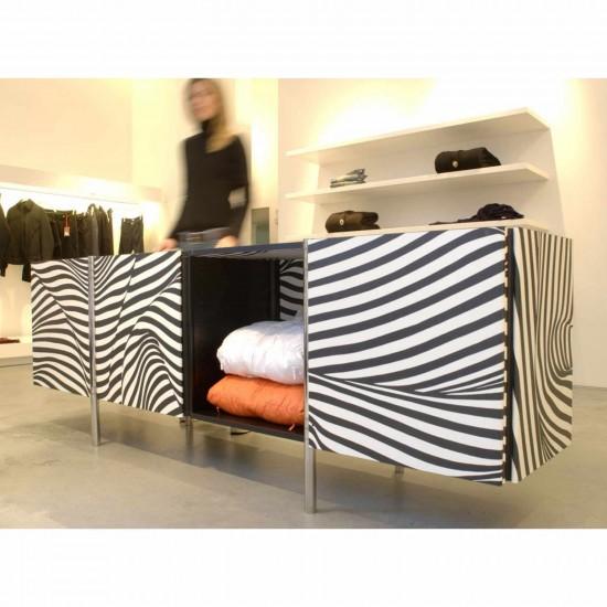WOGG Amor Stripe Sideboard 105_12-001