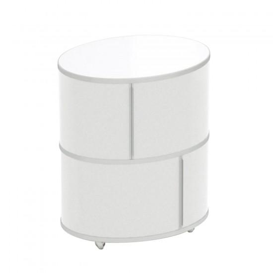 WOGG LIVA Ellipsetower Rollcontainer 105_17-0X2