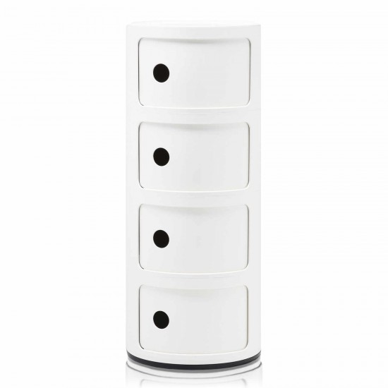Kartell Componibili 4er Container 112_04985