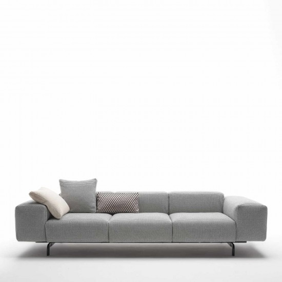 Kartell Largo and Largo Velvet Sofa 112_071X0