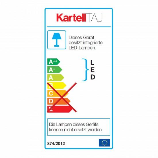 Kartell Taj LED Tischleuchte 112_09300