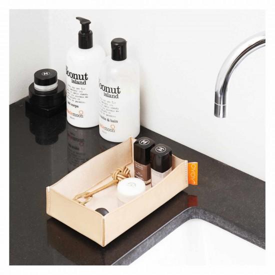 OYOY Living Design Leather Tray Aufbewahrungsbox 122_110010