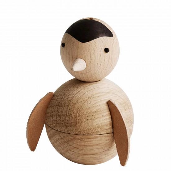 OYOY Living Design Pinguin Holzfigur Natur 122_1100149